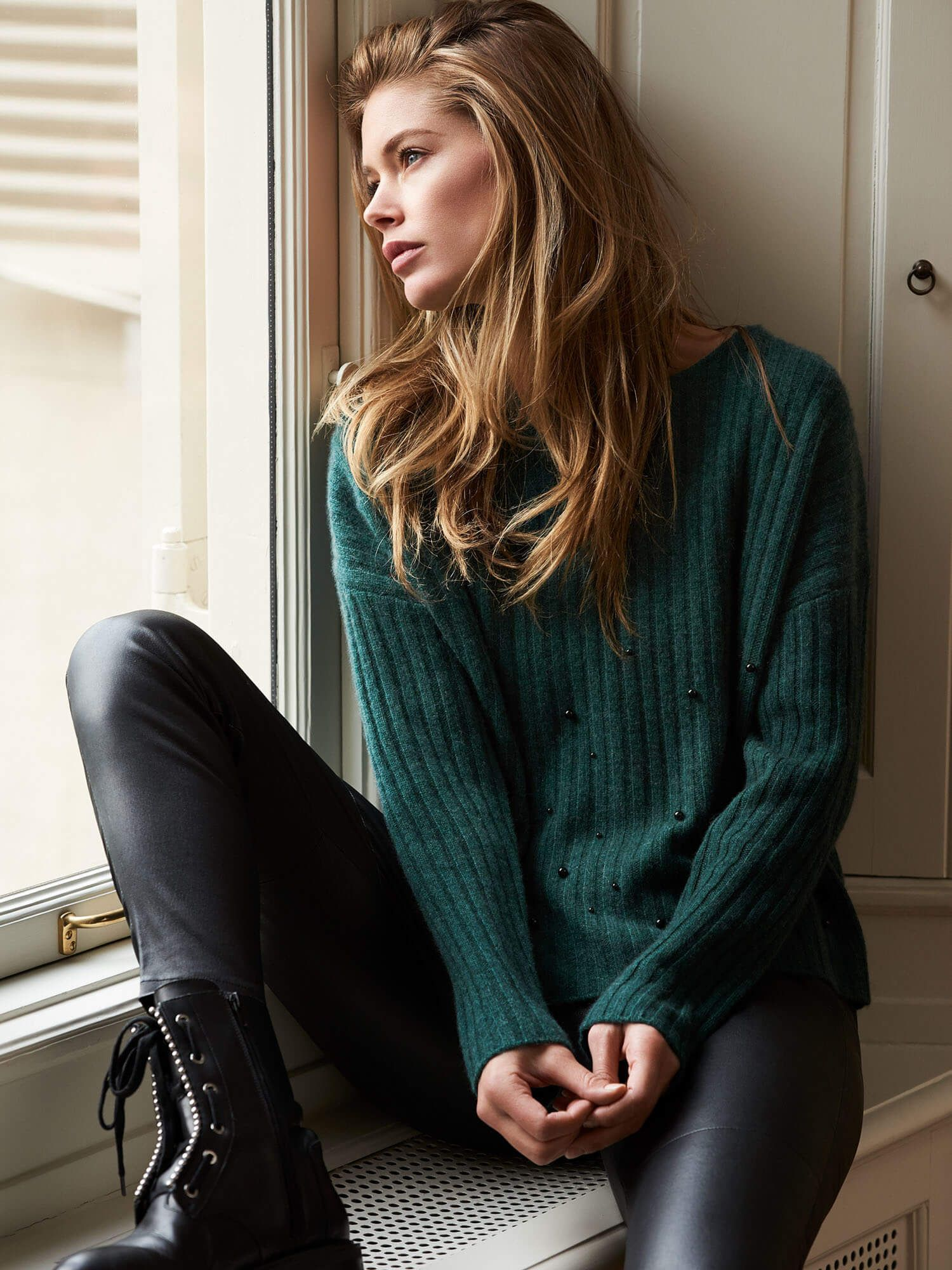 39abc3371a7 Doutzen Kroes for REPEAT cashmere