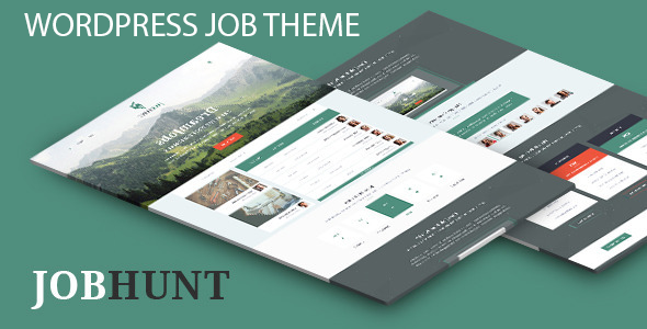 jobhunt - job board html template nulled  GET] JobHunt job Board WordPress Theme (Miscellaneous) - NULLED ...