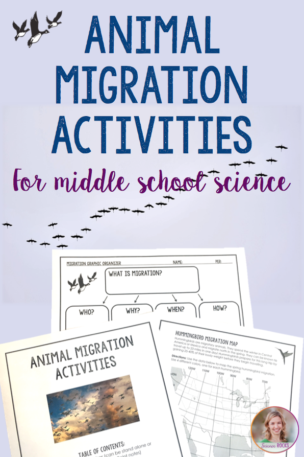 Migration Lesson and Activities | Middle and High School