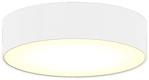Ranex Ceiling Dream Collection Moderne Deckenleuchte, Durchmesser 40 cm, weiß / satinierte Abdeckung 6000.542, http://www.amazon.de/dp/B00L340908/ref=cm_sw_r_pi_awdl_jyY0wb0M3EP3Q