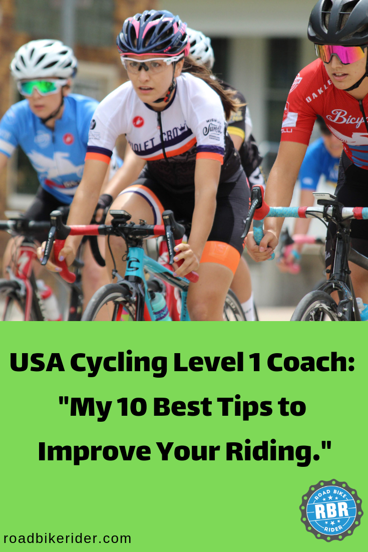 My 10 Best Cycling Training Tips To Improve Your Riding With