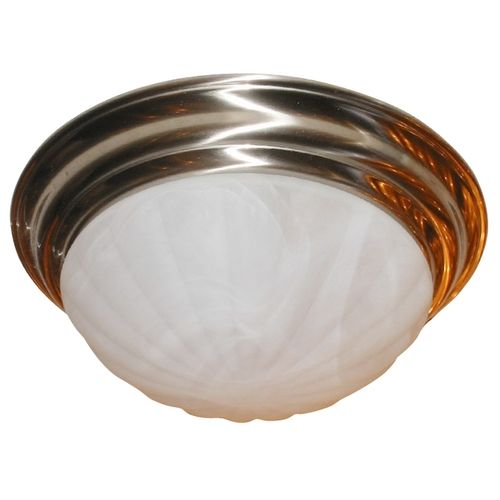 Design Classics Lighting 14-Inch Flushmount Ceiling Light | 1562-09 | Destination Lighting