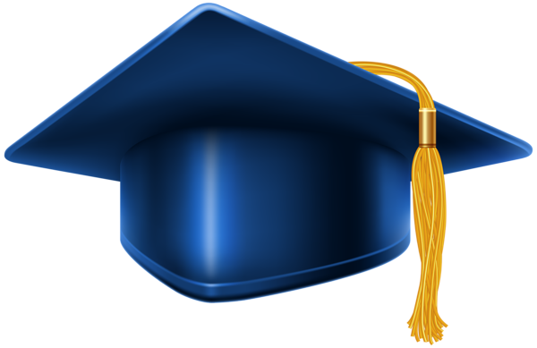 This Png Image Blue Graduation Cap Png Clip Art Image Is Available For Free Download Graduation Cap Clipart Cap Png Blue Graduation