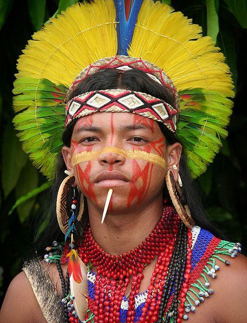 Ubiranã Pataxó | Povos indígenas brasileiros, Índio brasil, Indios ...