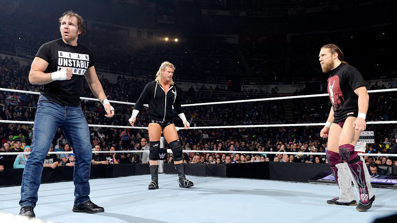SmackDown 3/12/15: Chaos ensues as Daniel Bryan sets his sights on the Intercontinental Title