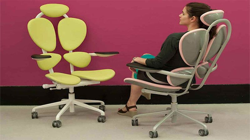 weird office chairs. Weird Chairs For The Office - Chakra Chair Y