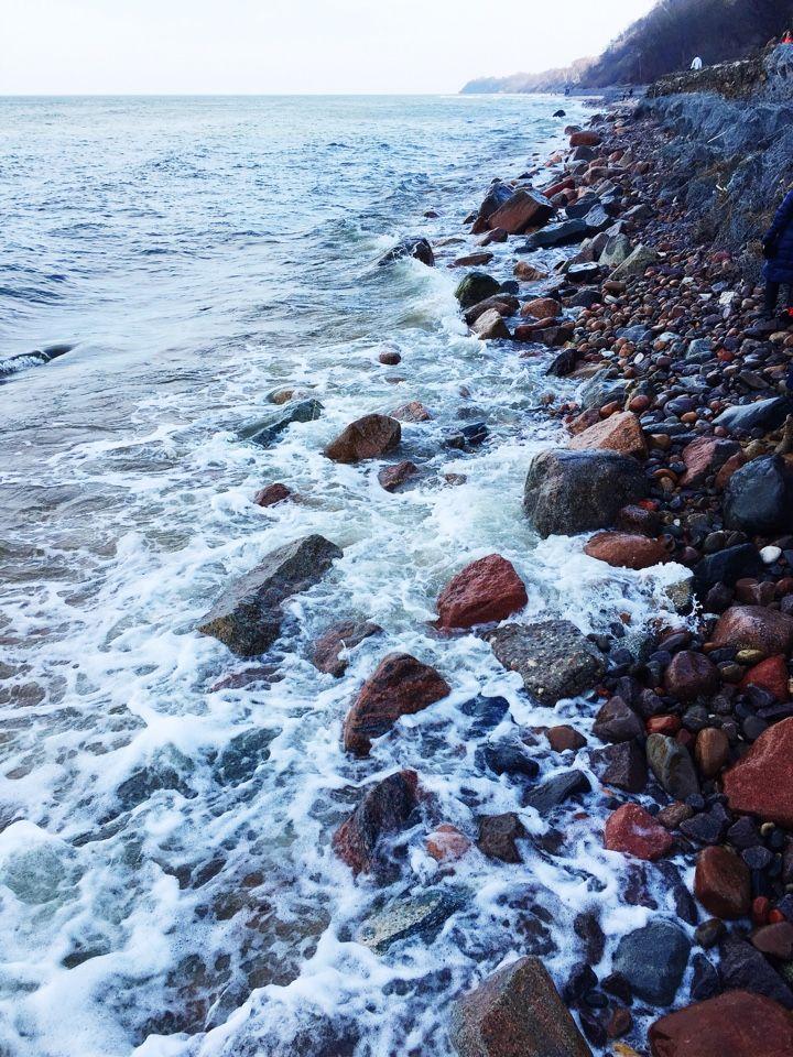 Балтийское море и янтарь