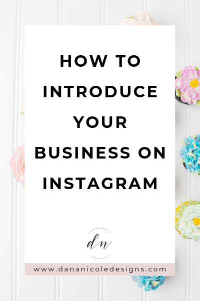 Is your business new to Instagram Follow these steps to properly introduce your business on Instagram to maximize your interaction engagement and follower count Small Bus...