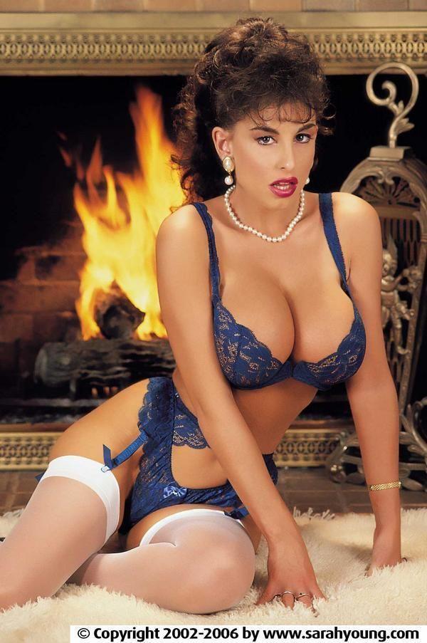Sarah young sexy