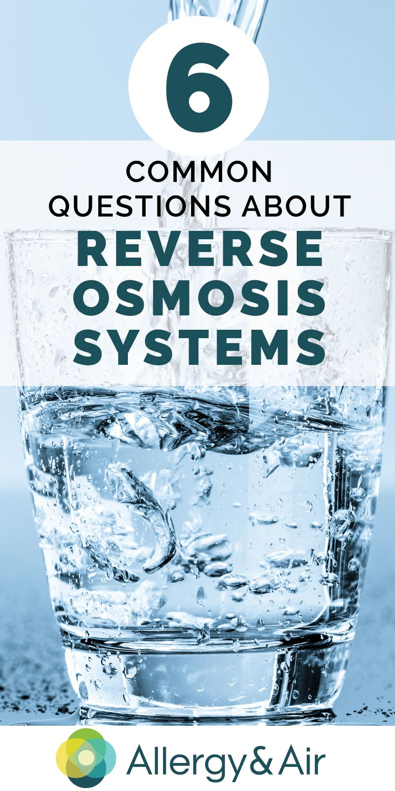 Reverse Osmosis Systems Frequently Asked Questions