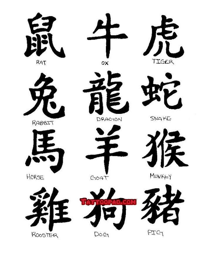 Chinese Tattoos Tattoos And Monkeys Tattoo Tattoos Ink