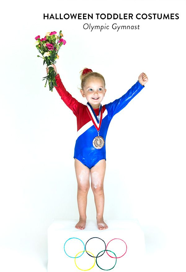 Zombie Gymnast Halloween Costume.Olympic Gymnast Halloween Costume Happy Halloween Toddler