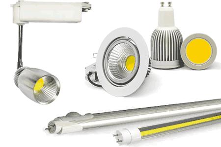 Downlight Led Lampu Sorot Panel Bulb Pemasok