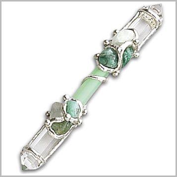 Archangel raphael amulet wand pendant talismanes poderosos archangel raphael amulet wand pendant aloadofball Images