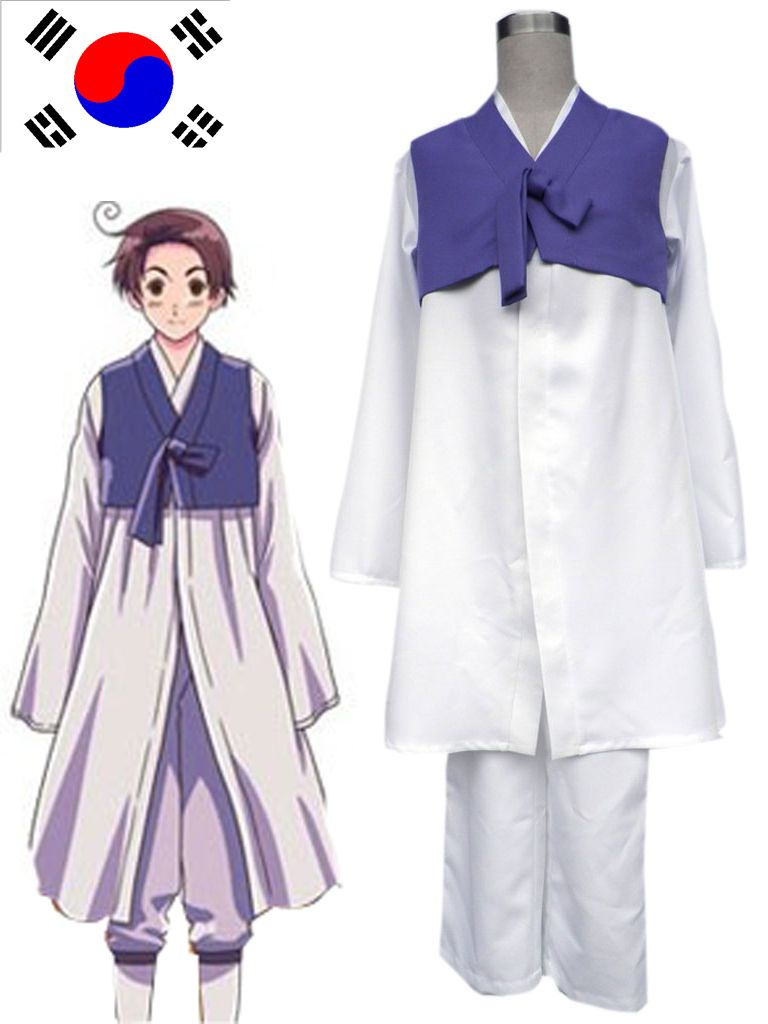 ... costume sexy directly from China cosplay costume final fantasy  Suppliers: Axis Powers Hetalia Republic of Korea Im Yong Soo Anime Cosplay  Costume
