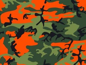 Hunter Orange Army Print Camouflage Backgrounds Is A Free Army Technology Template For Microsoft Powe Camo Wallpaper Camouflage Wallpaper Camouflage Patterns