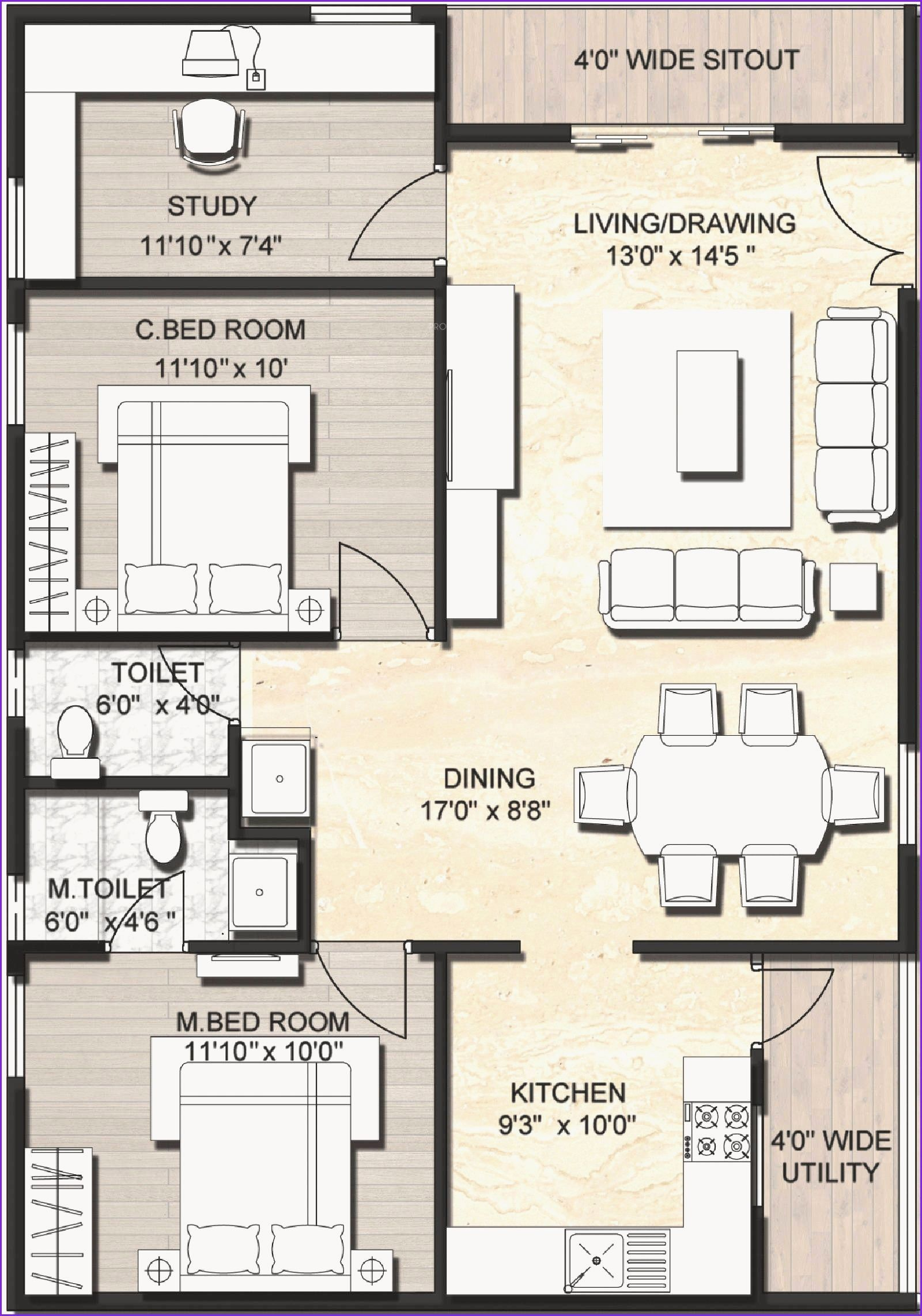 Awesome 900 Sq Ft House Plans Model House Plan 900 Sq Ft House 1200 Sq Ft House