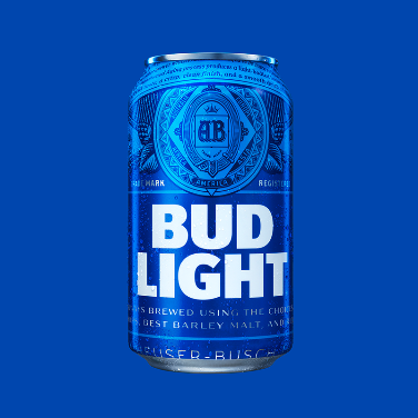 Bud Light Has A New Design And It S Very Blue Bud Light Beer Bud Light Can Bud Light