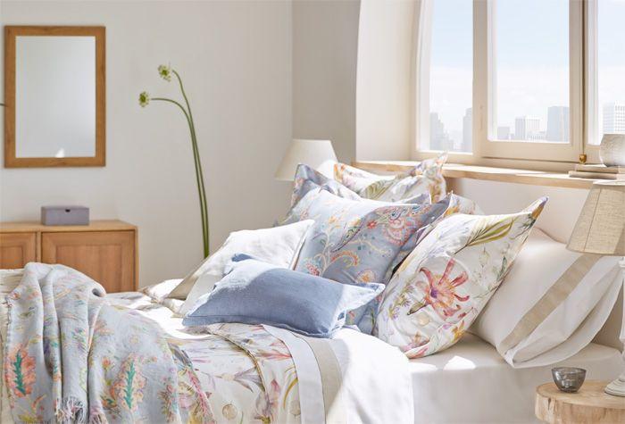 Zara home - Botanical Collection Chambre à coucher Pinterest