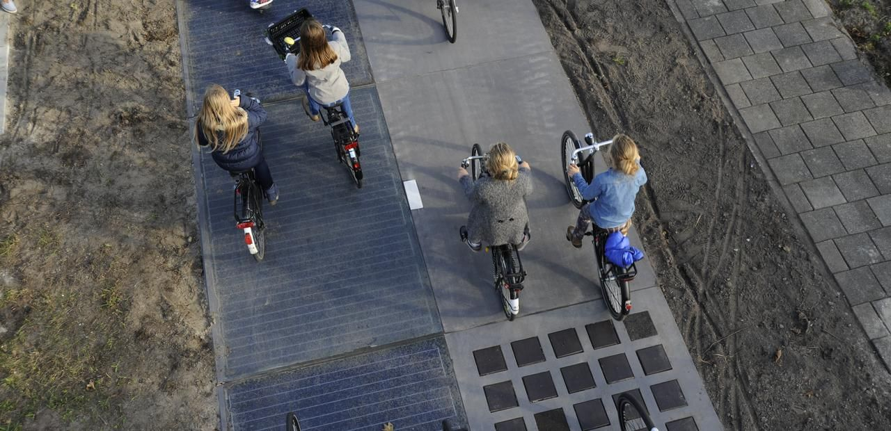 6 Months Later, Here's What's Happened to the Netherlands' Solar Bike Paths