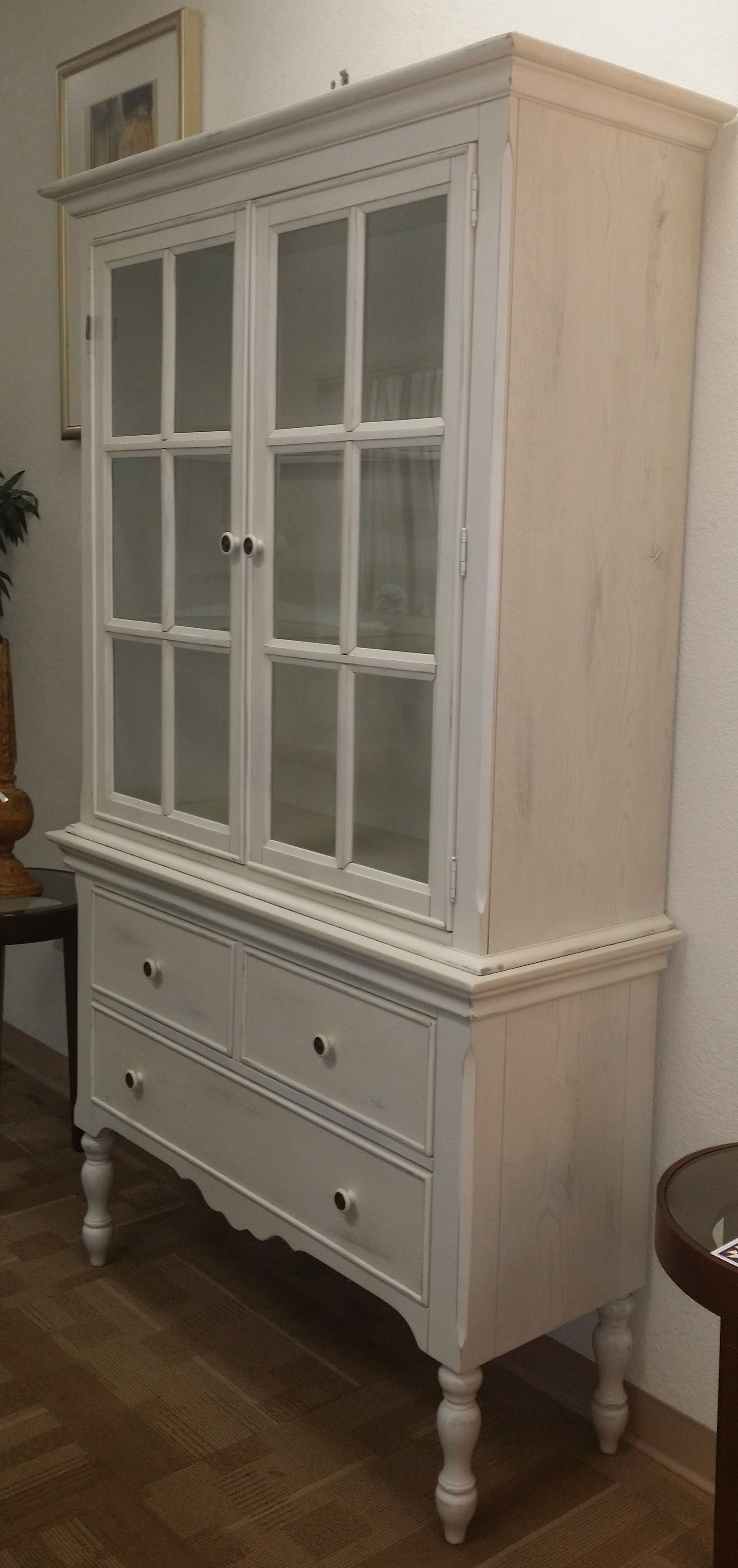 A hutch for only wow home elegance new furniture