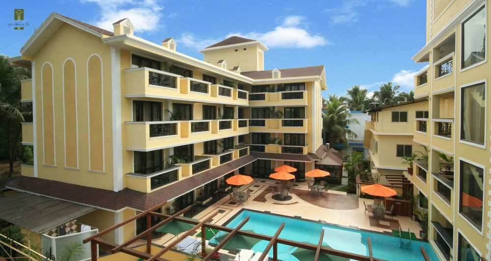 Resort De Coracao A Superb Resort To Unwind Goa Is The Wonderful Place To Get Relaxation From Your Daily Beachside Resort Luxury Beach Resorts Beach Resorts