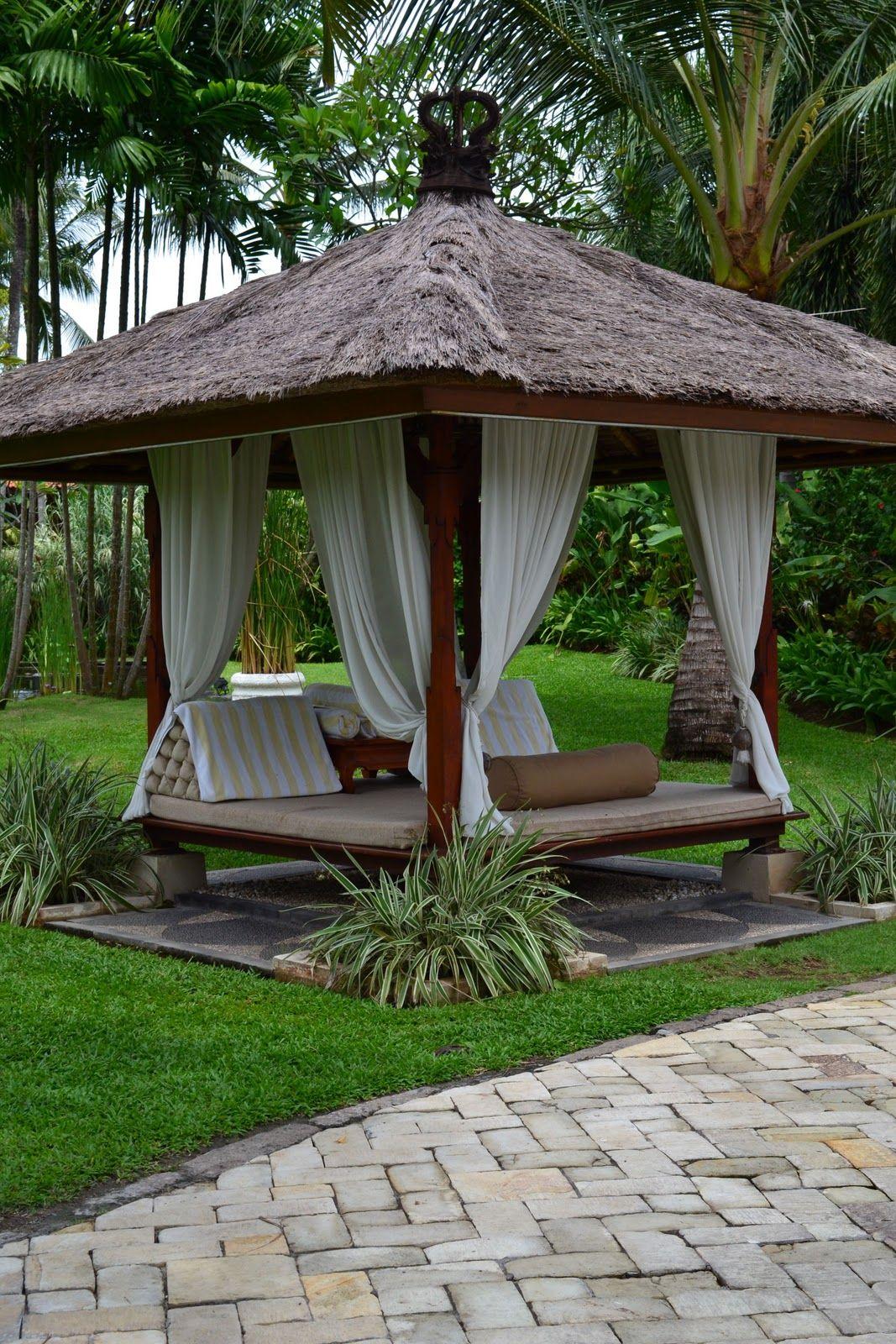 I can totally make that: Laguna Hotel, Nusa Dua, Bali | Pergolas ...