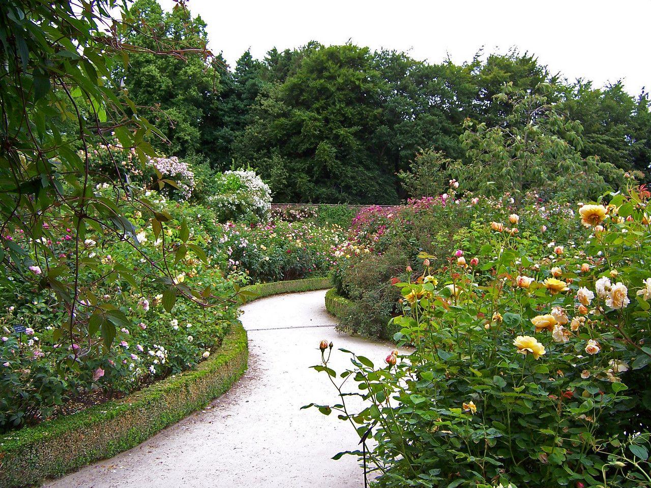 Peter Wirtz Gardens Chicagobotanicgarden Outdoor Gardens Castle Garden Garden Buildings