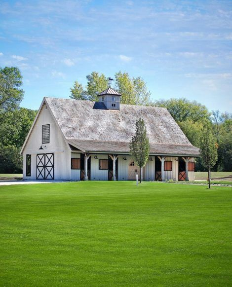 20+ Amazing Pole Barn Homes Inspiration #polebarnhomes