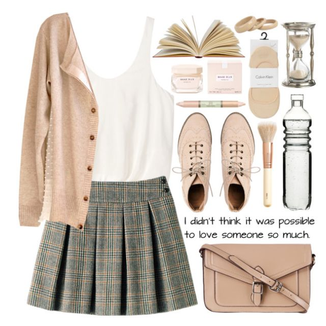 School girl style dress