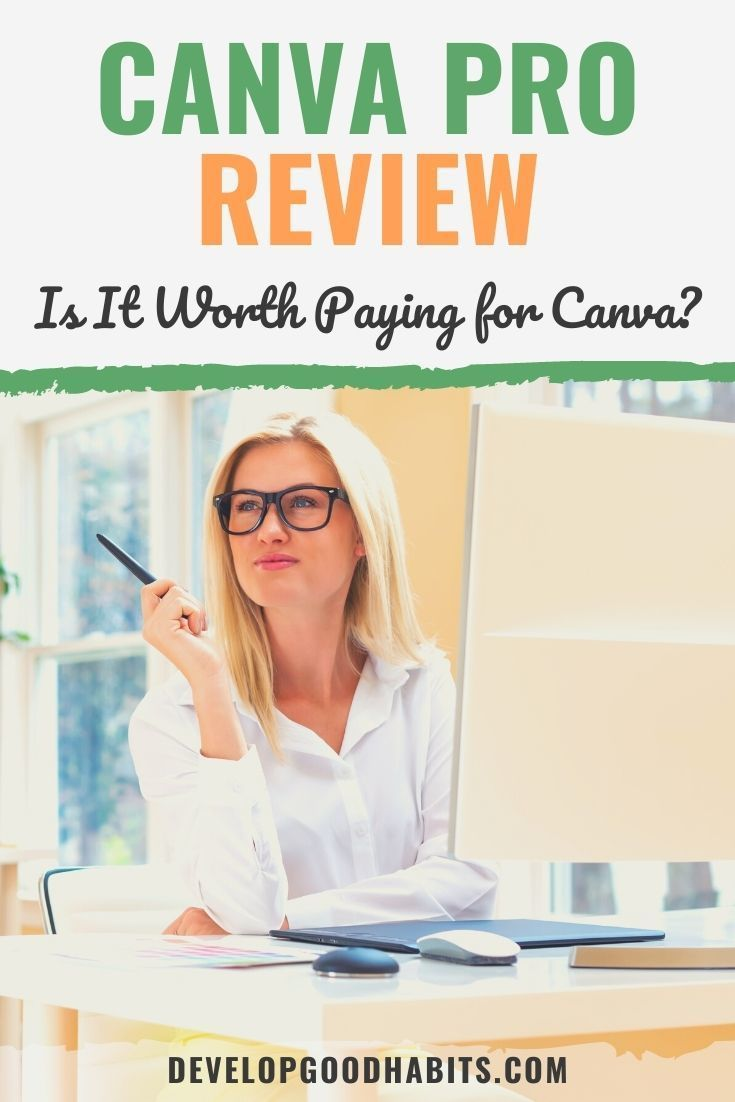 Canva pro review 2020 is it worth paying for canva in