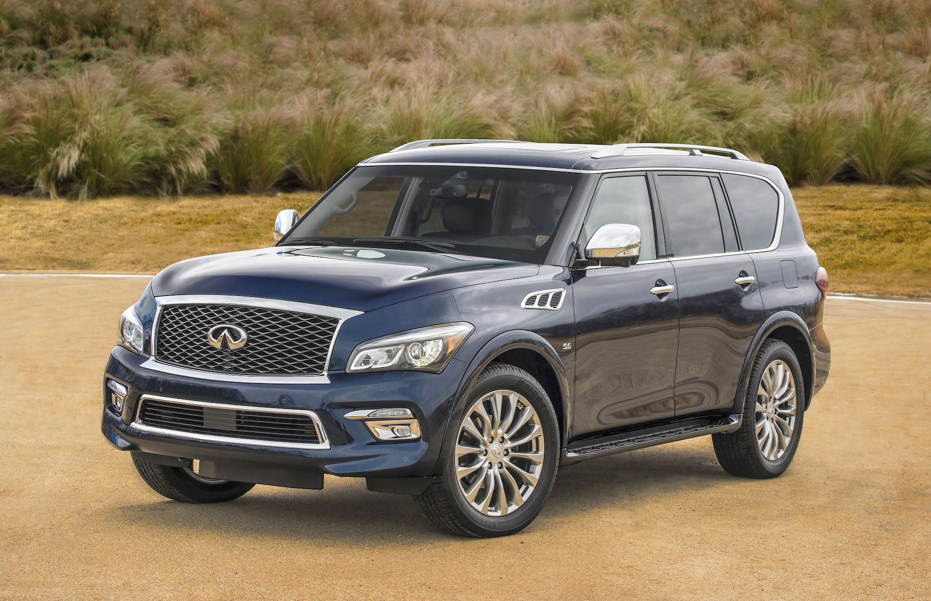 Get the latest reviews of the 2017 infiniti qx80 find prices buying advice