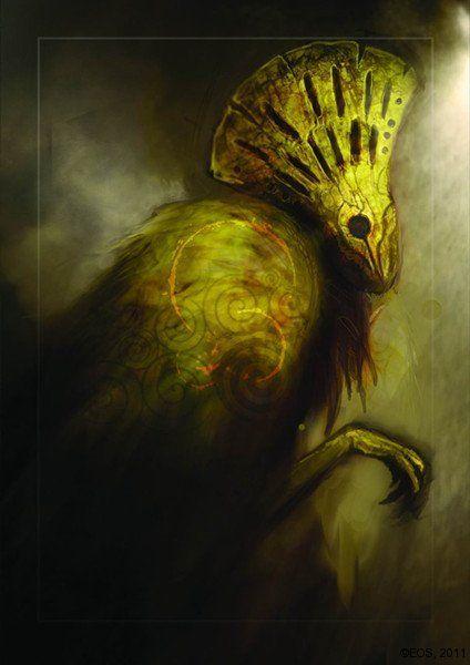 Hastur Tattoo Hastur Tattoo Lovecraftian Horror Cosmic Horror