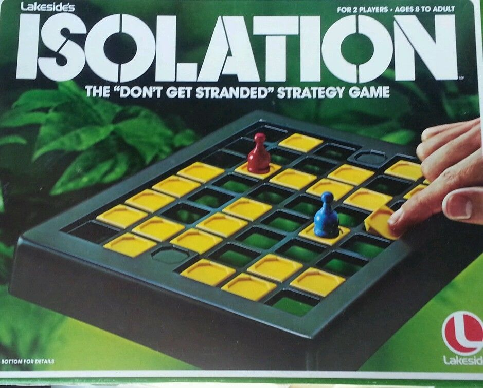 Vintage Game Isolation Toys