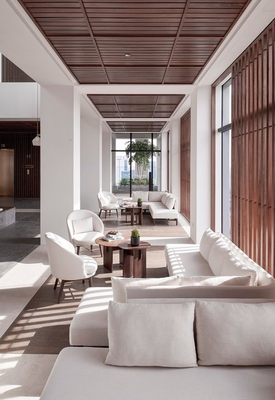 Hotel Room Design: The Mondrian Doha: A Luxury Hotel Project By Marcel
