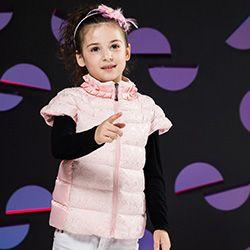 خريف شتاء الأطفال الصدرية العلامة التجارية مقنع بنات صدرية 3 8 سنوات للأطفال الحارة ملابس اطفال بنات الصدرية مل Flower Girl Dresses Flower Girl Disney Princess