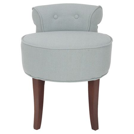 Brimming With Feminine Style This Lovely Vanity Chair