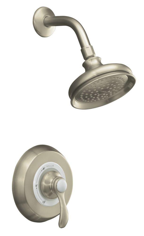 Fairfax Rite Temp Pressure Balancing Shower Faucet In