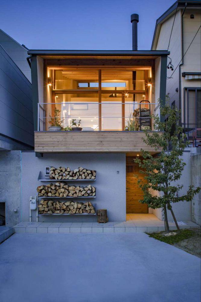 植田の家   エクリアーキテクツ 名古屋市の一級建築士事務…