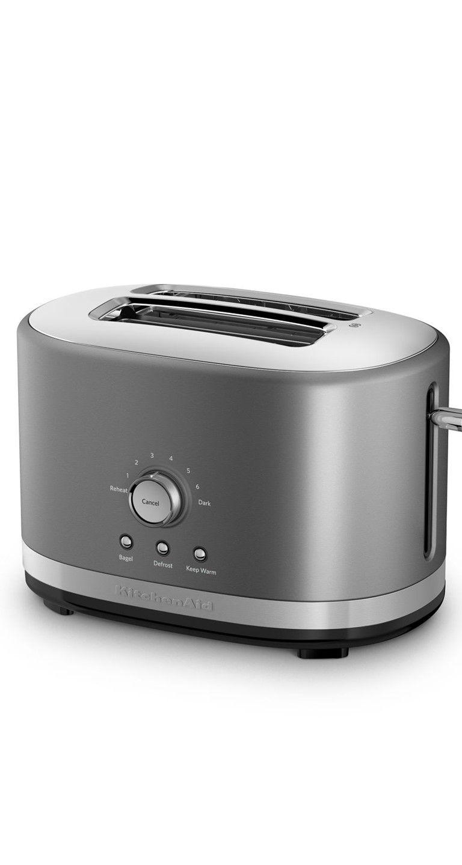 A Sleek Toaster