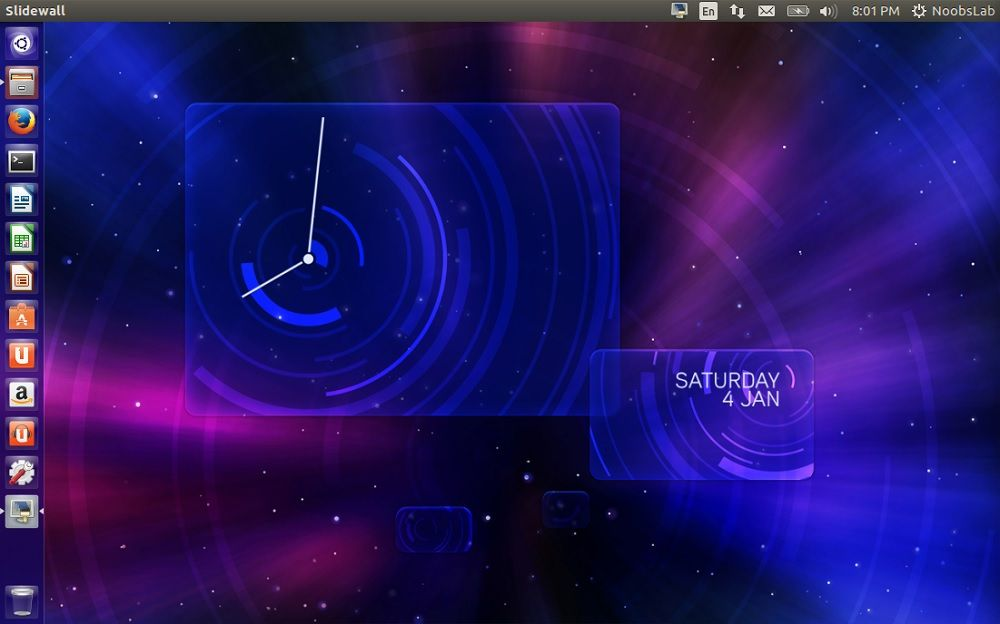 Slidewall Live Wallpaper Application, Install in Ubuntu/Linux Mint | Images Wallpapers ...