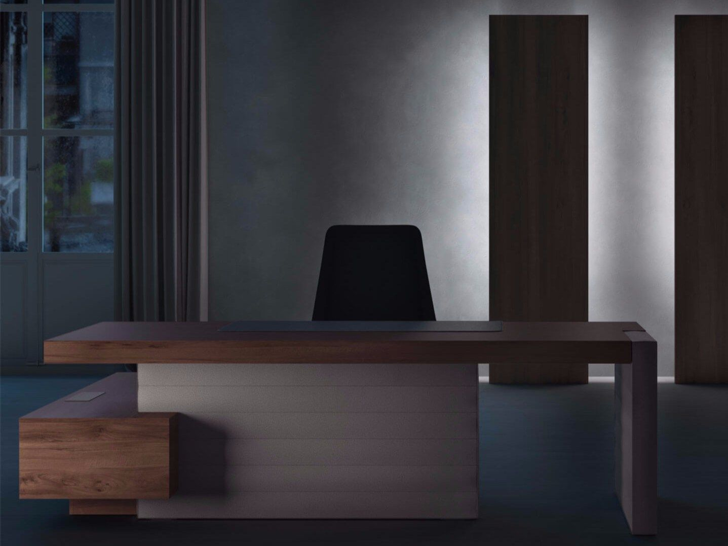 Bureau Junius Design E. Gallina Desk Blotter Tresserra In 2019 T Muebles