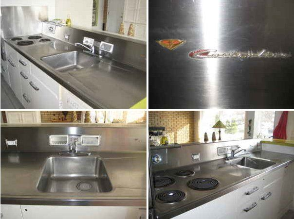 Metal kitchen cabinets for sale on the Retro Renovation ...
