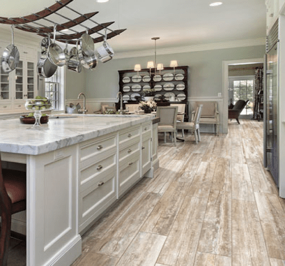Beachy Distressed Hardwood Floor With Images Distressed Wood