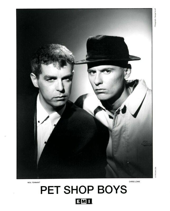 Pet Shop Boys 1990 Pet Shop Boys Pet Shop Pets