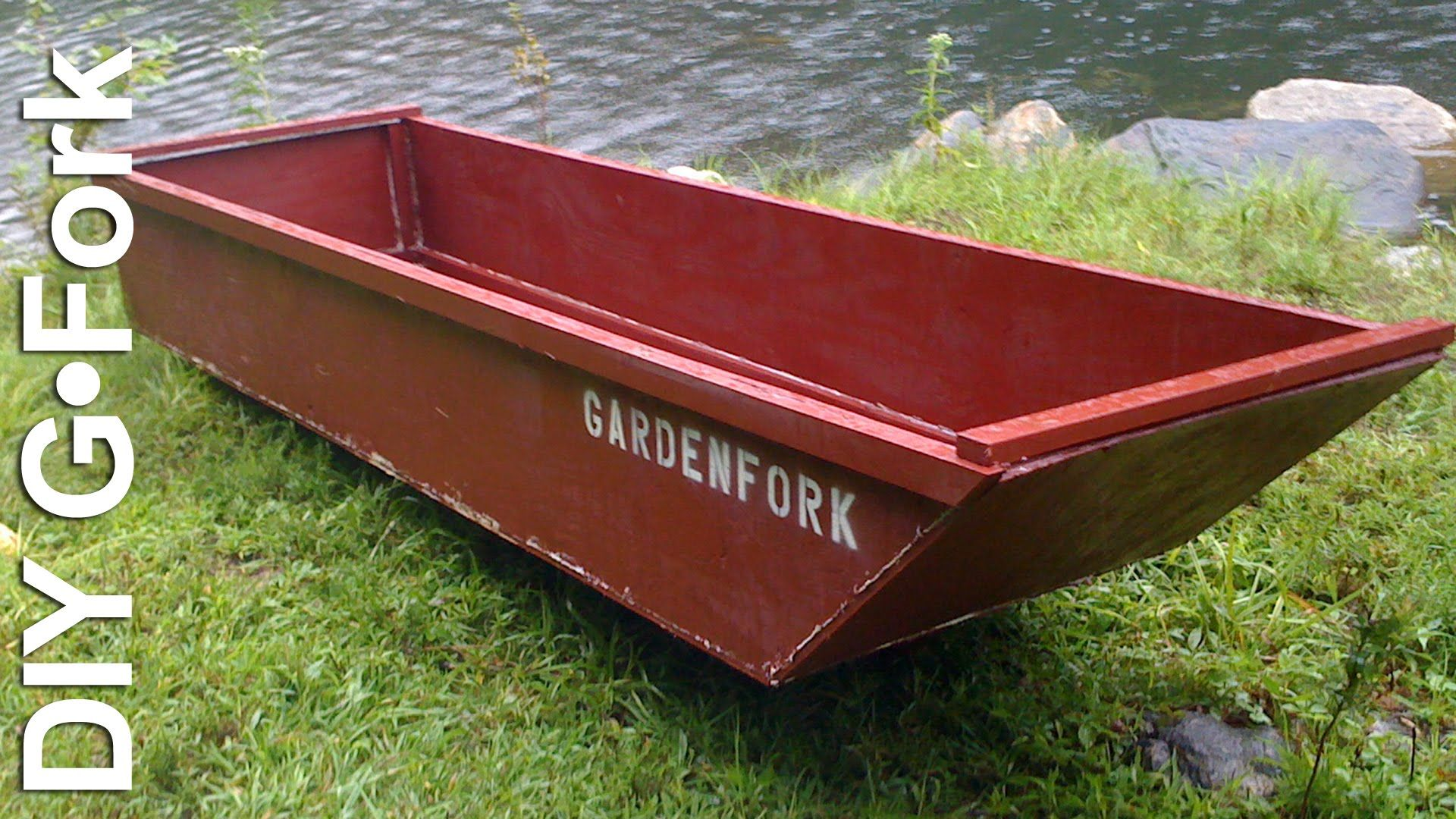 One Sheet Plywood Boat Gardenfork Tv Plywood Boat Plans Plywood Boat Wooden Boat Plans