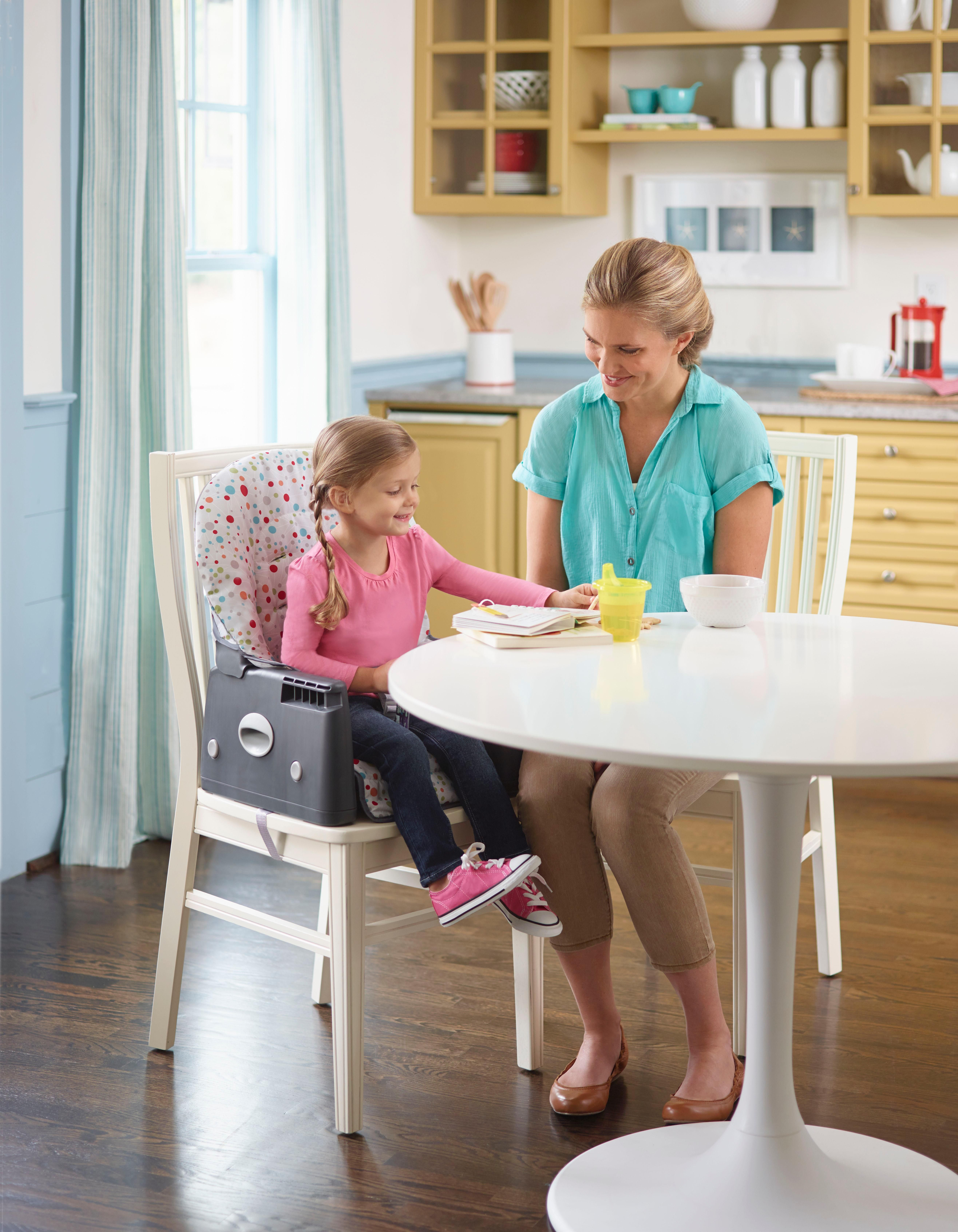 Amazon.com : Graco SimpleSwitch Highchair And Booster, Little Hoot :  Childrens Highchairs : Baby $63
