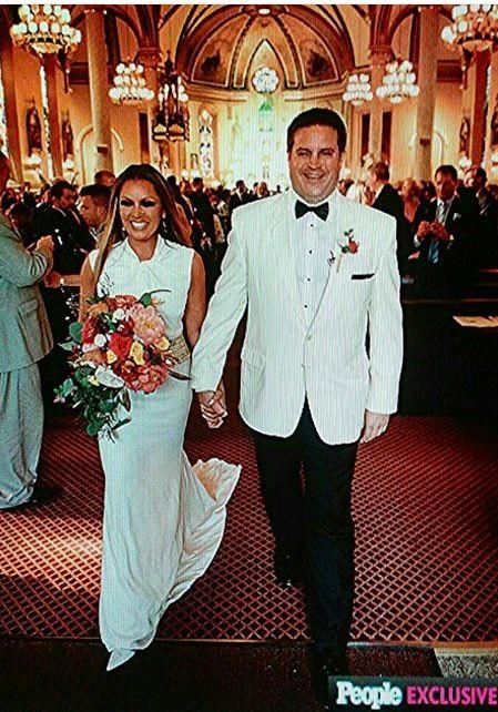 Vanessa Williams & Jim Skrip = Husband and Wife #newlyweds ...