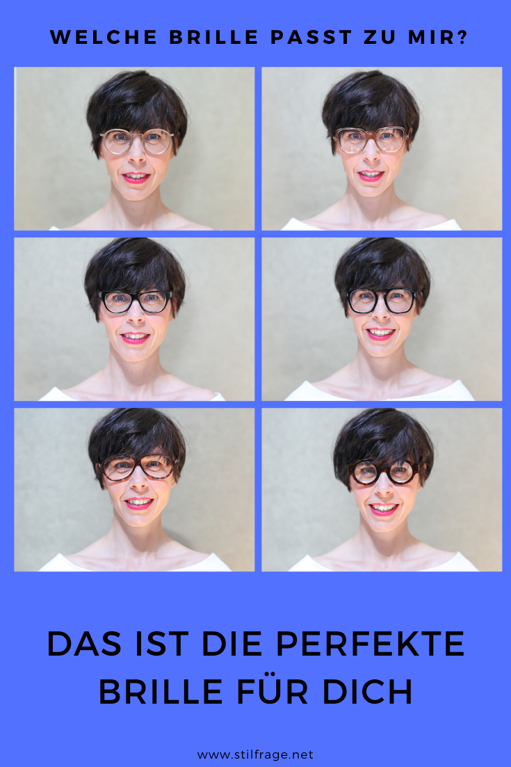 Welche Brille passt zu mir? Die Brillenexpertin gibt Tipps