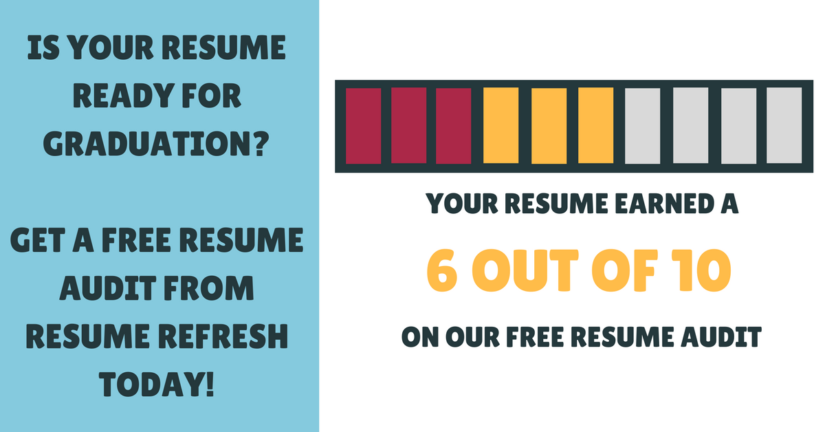 "Is your resume more ""student resume"" than ""professional"